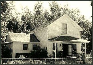 Amos House, ca 1976