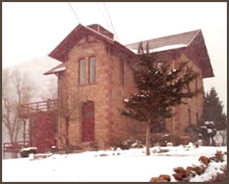 Morrison School House in 2000